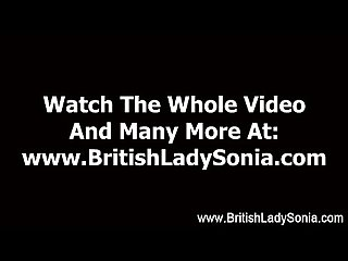 Horny mature brit sucks cock