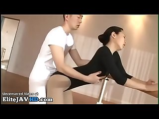 Japanese Teen dancer got fucked elitejavhd period com