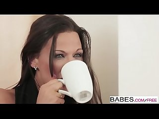 Babes - Step Mom Lessons - (Kari) and (Simony Diamond) and Jason - Lets Play