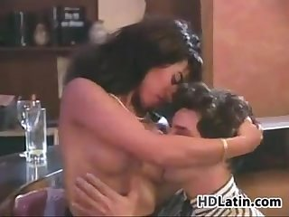 Sexy And Hairy Latina Having Sex Classic