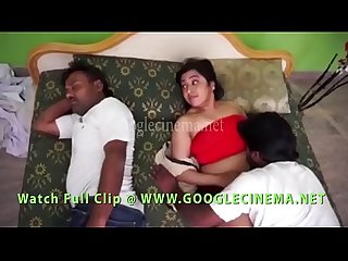 Indian beautiful housewife affair fucking with young boy while husband sleep