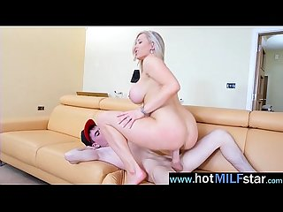 lpar rebecca moore rpar horny Milf enjoy Sex on tape with big cock as A star mov 27