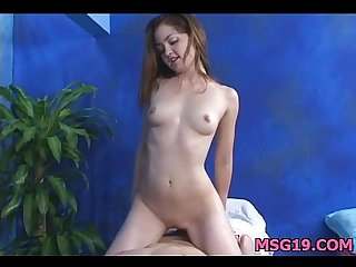 Cute 18 year old gets fucked hard