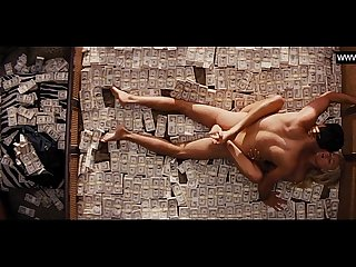 Margot Robbie nude full Frontal sex scenes the Wolf of wall street 2013