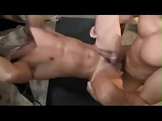 Rough pounding Asian Ass