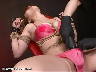 Extreme uncensored Japanese bdsm Sex
