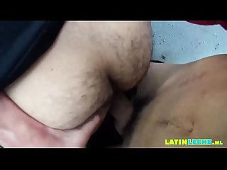 Fantastic gay latino Twinks fucking