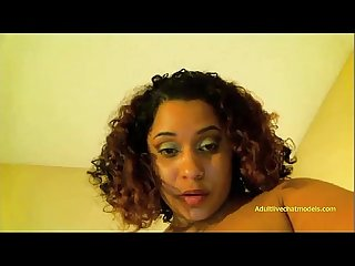 Bbw ebony squirting with her toy on camshow adultlivechatmodels com