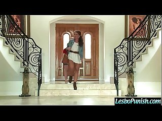 Lesbian girls in punishment sex scene using dildos movie 05