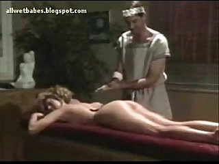 Classic massage and fucked