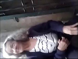 Vera abuela voyeur