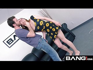 BANG Casting: Kasey The Theater Nerd Brings Her Talents To Porn