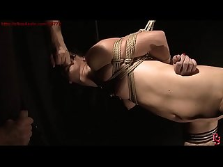 Dick sucking and squirting.BDSM movie.Hardcore bondage sex.