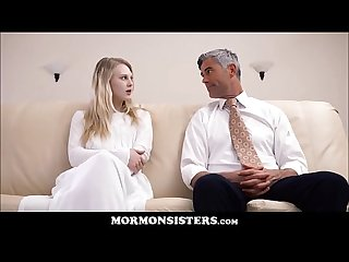 Mormon sister lily rader sex with church president for breaking the laws of chastity