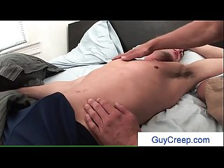 Dude dreaming about massive cock by guycreep