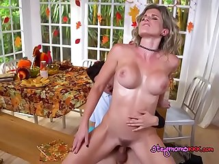 Sexy Cougar Cory Chase Receives Good Dicking
