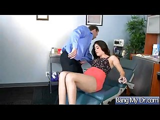 Sexy patient nathalie monroe in hot sex adventure with doctor mov 20