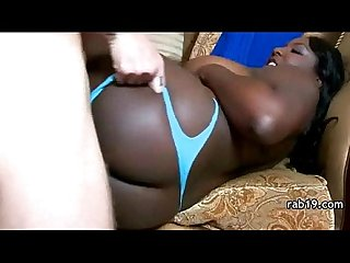 Big Ass Sexy Black Teen