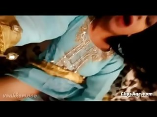 Pakistani girl fingering pussy on video call