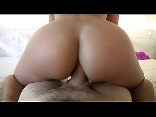 Homemade anal video with assed latina girlfriend