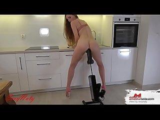 Krass anal maschinenfick