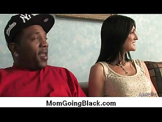 Watching my mom go black fucked by huge black cock 11