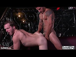 Big cock Vadim Black pounded Colton Grey virgin ass so good