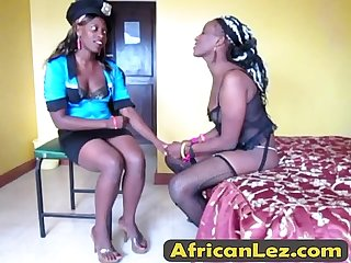 African lesbian dress up party must seel