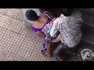 Beautiful indian woman has doggystyle sex in public voyeurstyle com