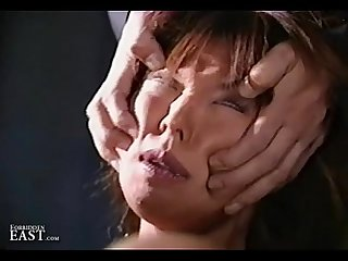 Uncensored japanese erotic fetish sex gym bondage 17 Pt 2