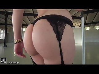 Tiffany Gold takes deep anal sex