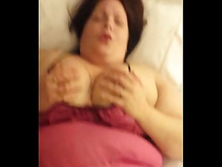 Hot Ssbbw slut gets huge load of cum
