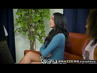 Brazzers - Hot And Mean - Girl Fight scene starring Peyton Banks and Sophia Leone