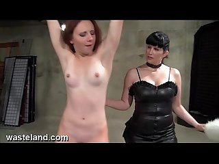 Wasteland bondage sex movie playtime jada pt 1