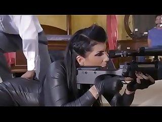 Romi rains secret agent bbc gangbang