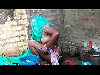 Indian Village Desi Bathing Video In Hindi Desi Radhika