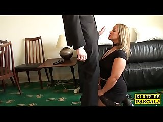 English mature subs cunt fingered by maledom