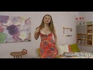 russian redhead teen anal fucked