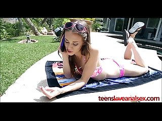 Skinny daughter seduces step dad then gets fucked in ass teensloveanalsex com