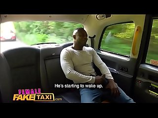 Female fake taxi horny ava austen can t resist A big thick black cock