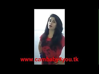 Indian girl on cam for boyfriend from www.cambaby4you.tk (clear audio)