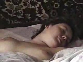 Turkish girl Sleeping after sex