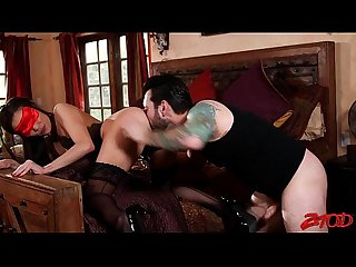 The oriental kalina ryu tied up and fucked hard
