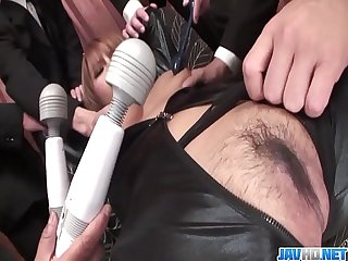 All Hands On Sumire Matsu Armed With Sex Toys - More at javhd.net
