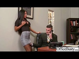 (elicia solis) Busty Hot Office Slut Girl Love Hardcore Intercorse clip-11