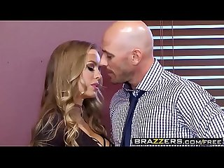 Brazzers big tits at work nicole aniston johnny sins union nutbuster