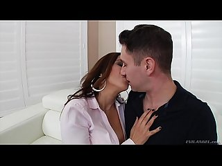 Francesca le loves younger cock