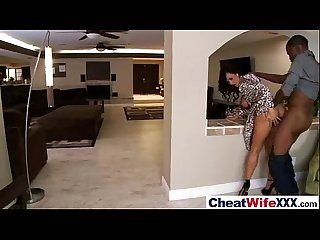 Hot Wife lpar Lisa ann rpar love Sex and cheats in hard action clip 15