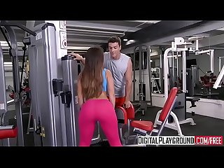 XXX Porn video - Gym-Fails flx Kelsi Monroe