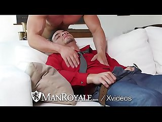 ManRoyale Muscle Guys Fuck All Over Compilation